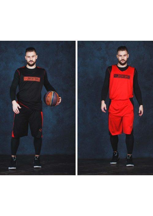 Двухсторонний костюм ComBasketball