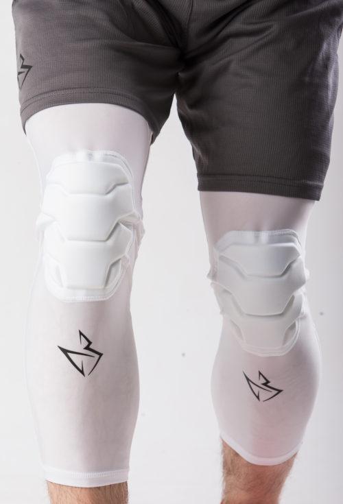 Баскетбольные наколенники с защитой ( пара - 2 шт)